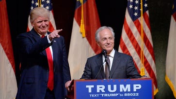 With help from Ivanka, Bob Corker and President Trump are friends again