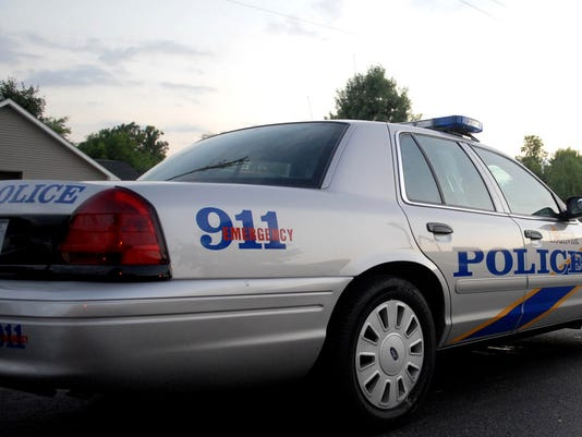 LMPD Car
