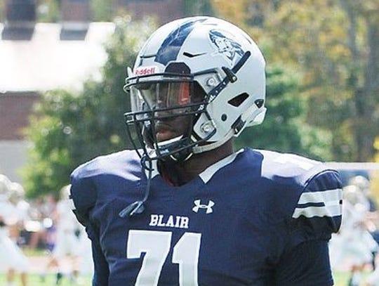 Michigan recruit David Ojabo nicknamed himself King