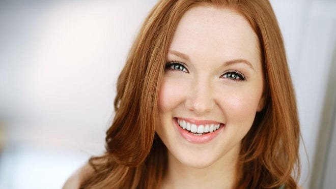 """Just 22, Arizona-born actress Beka Burnham has been touring with Broadway's """"Wicked"""" for more than a year."""