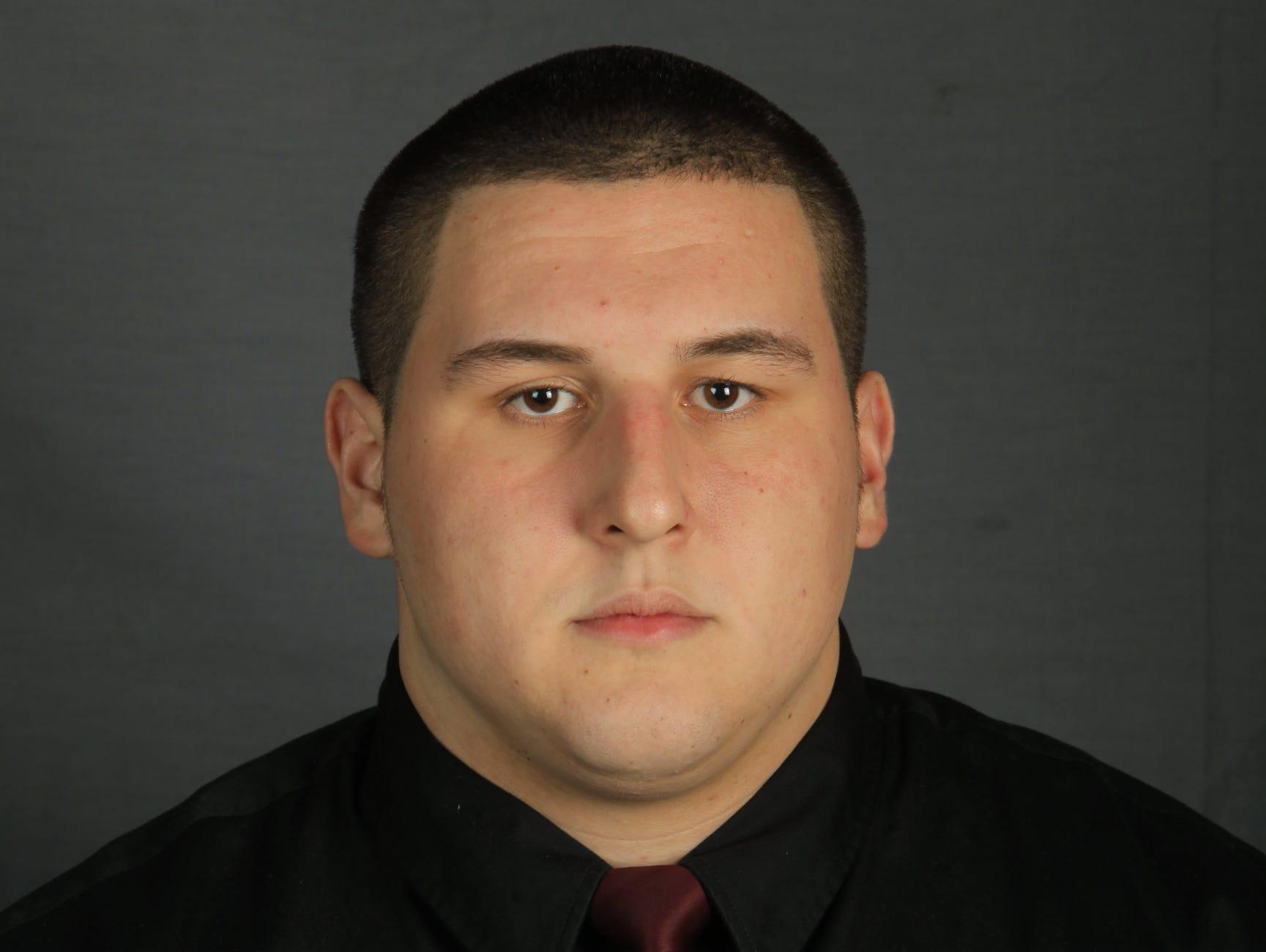 Offensive lineman Ben Woolston, - Class of 2010