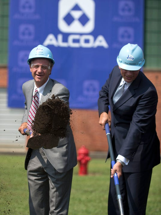 AP Tennessee Alcoa Expansion