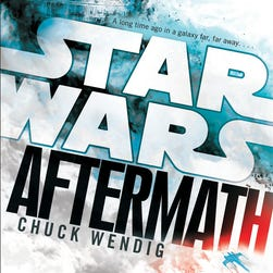"Admiral Ackbar led Rebel forces in an attack on the Death Star in the movie ""Return of the Jedi,"" and returns in prose form as a key player in the novel ""Star Wars: Aftermath."""