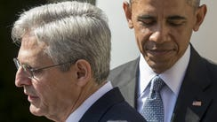 President Obama joins his Supreme Court nominee, federal