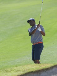 Sahith Theegala of Pepperdine will be one of the top individual golfers in the Prestige at PGA West this year.