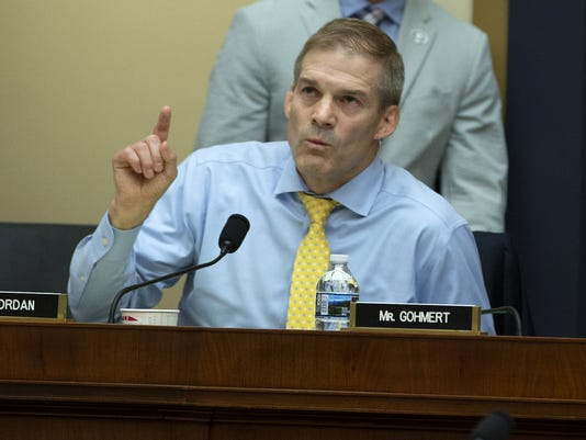 Another former Ohio State wrestler says Rep. Jim Jordan knew of abuse