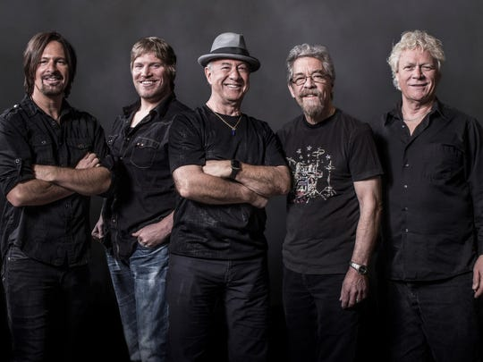 Creedence Clearwater Revisited will perform on Sunday, July 29 at the 36th Annual New Jersey Festival of Ballooning