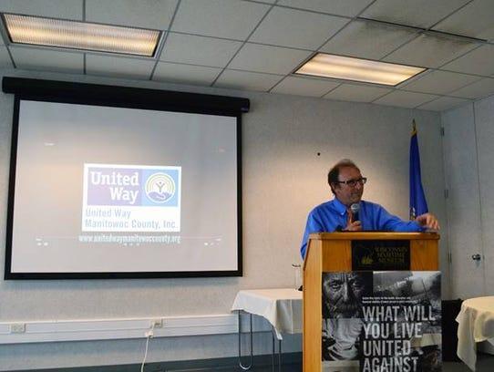 2017 United Way Manitowoc County Campaign Chairman
