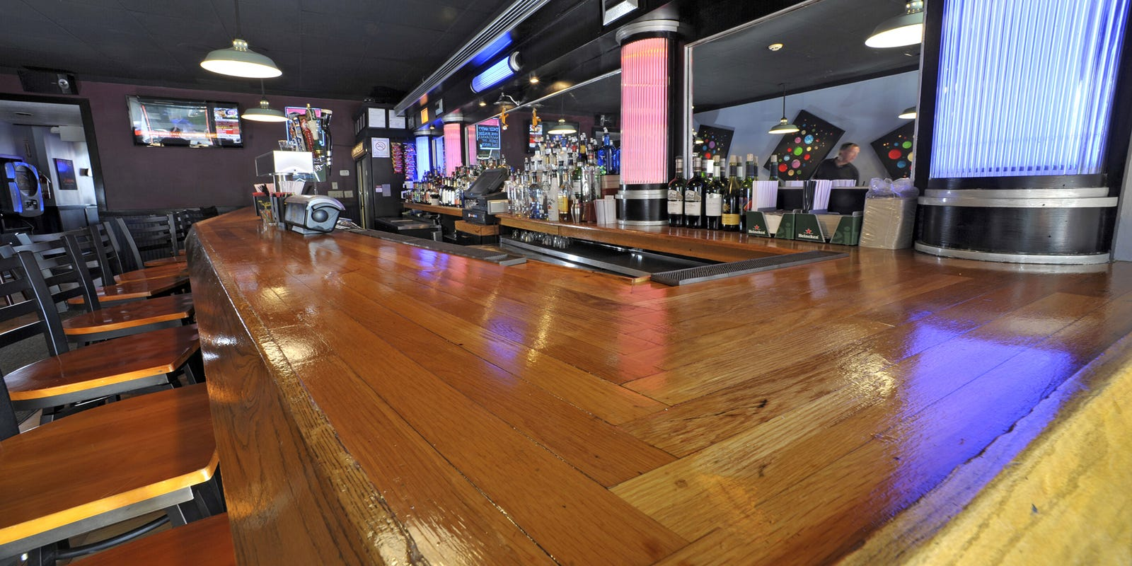 No joke: Northside's Chameleon will transition to a comedy club