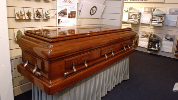 Consumers need to stay aware when making funeral arrangements for a loved one.
