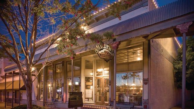 Murphy's Restaurant in Prescott.