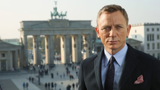 Daniel Craig will return for the fifth time as James Bond.