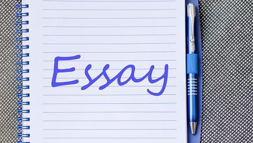 Essay text