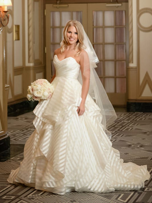 Weddings: Denning Catherine Williams & Tyler Hamiton Blevins