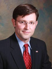 Mike Johnson, a Republican, is a candidate in the 4th Congressional District race.
