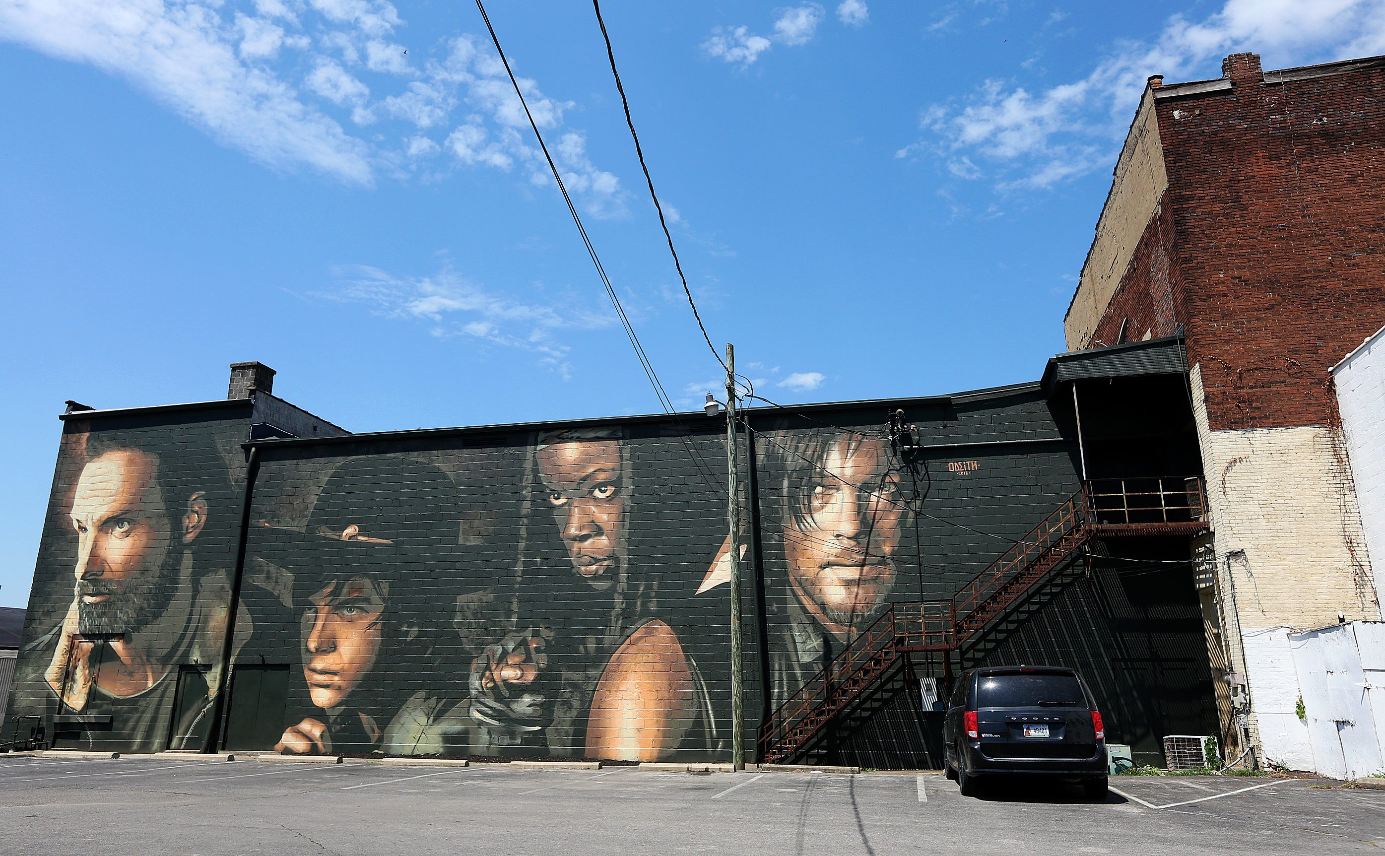 The Walking Dead\u0027 Day comes to Ky. town Saturday