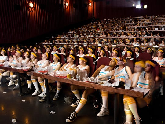 It's not your movieplex-variety venue. Alamo Drafthouse