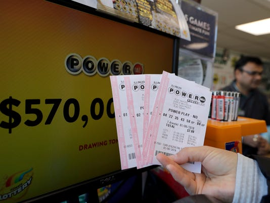 Lotto Jackpot Usa