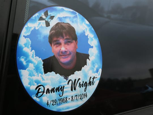 Danny Wright was 46 when he was shot and killed in Smyrna in 2014.