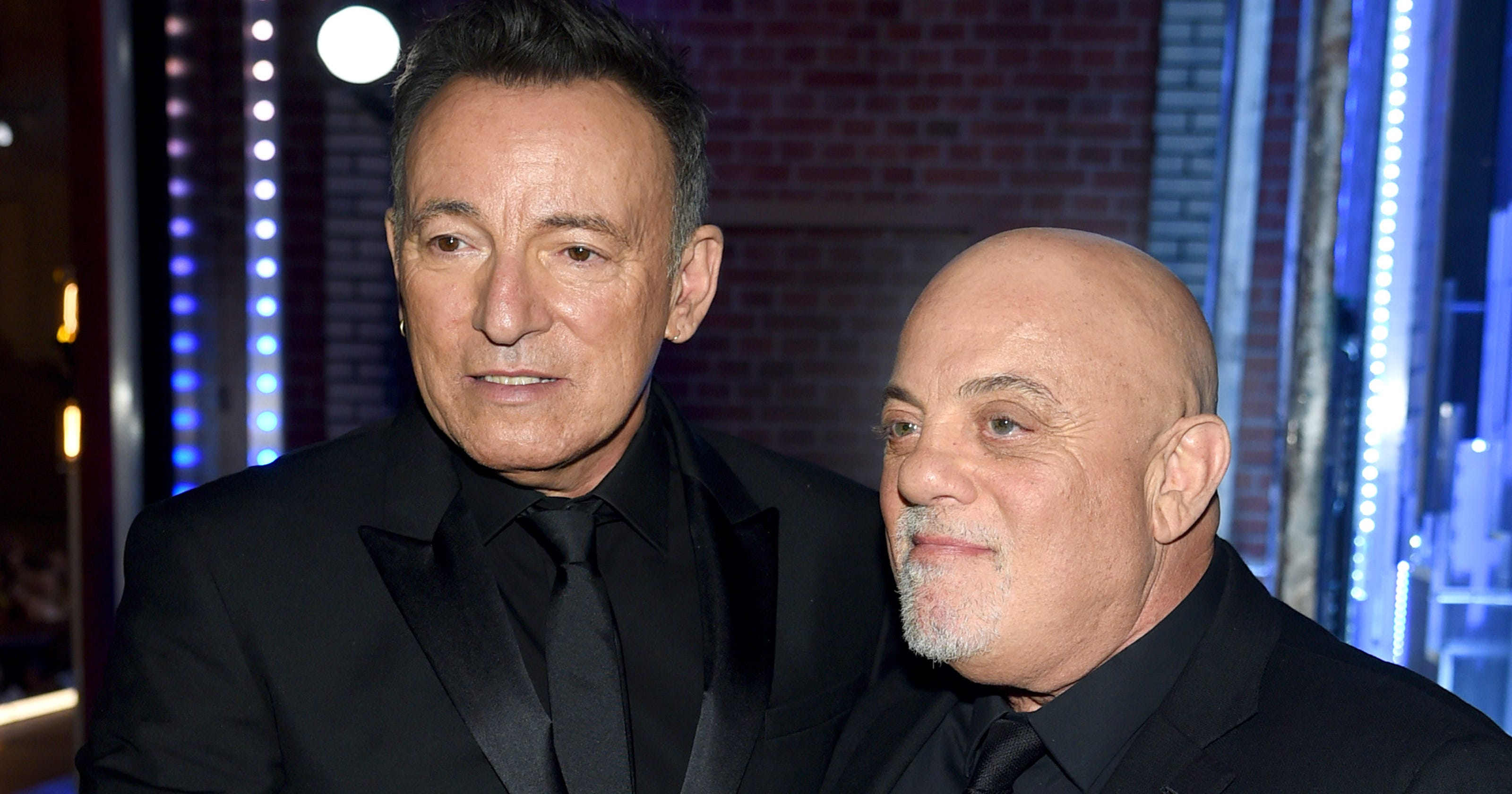 Bruce Springsteen Surprise At Billy Joel's 100th Show At