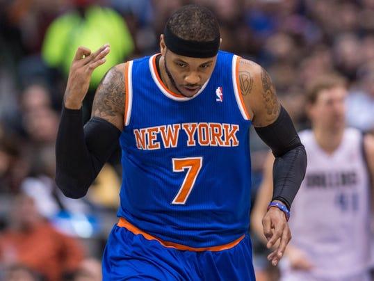 2014-01-05 Carmelo Anthony
