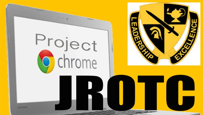 Fairview High seeking community donations to purchase new Chromebooks for cadets.