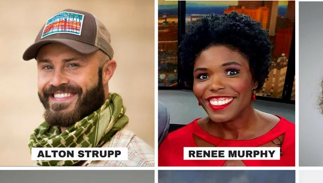 These journalists will be speaking Feb. 13 at Louisville Storytellers.