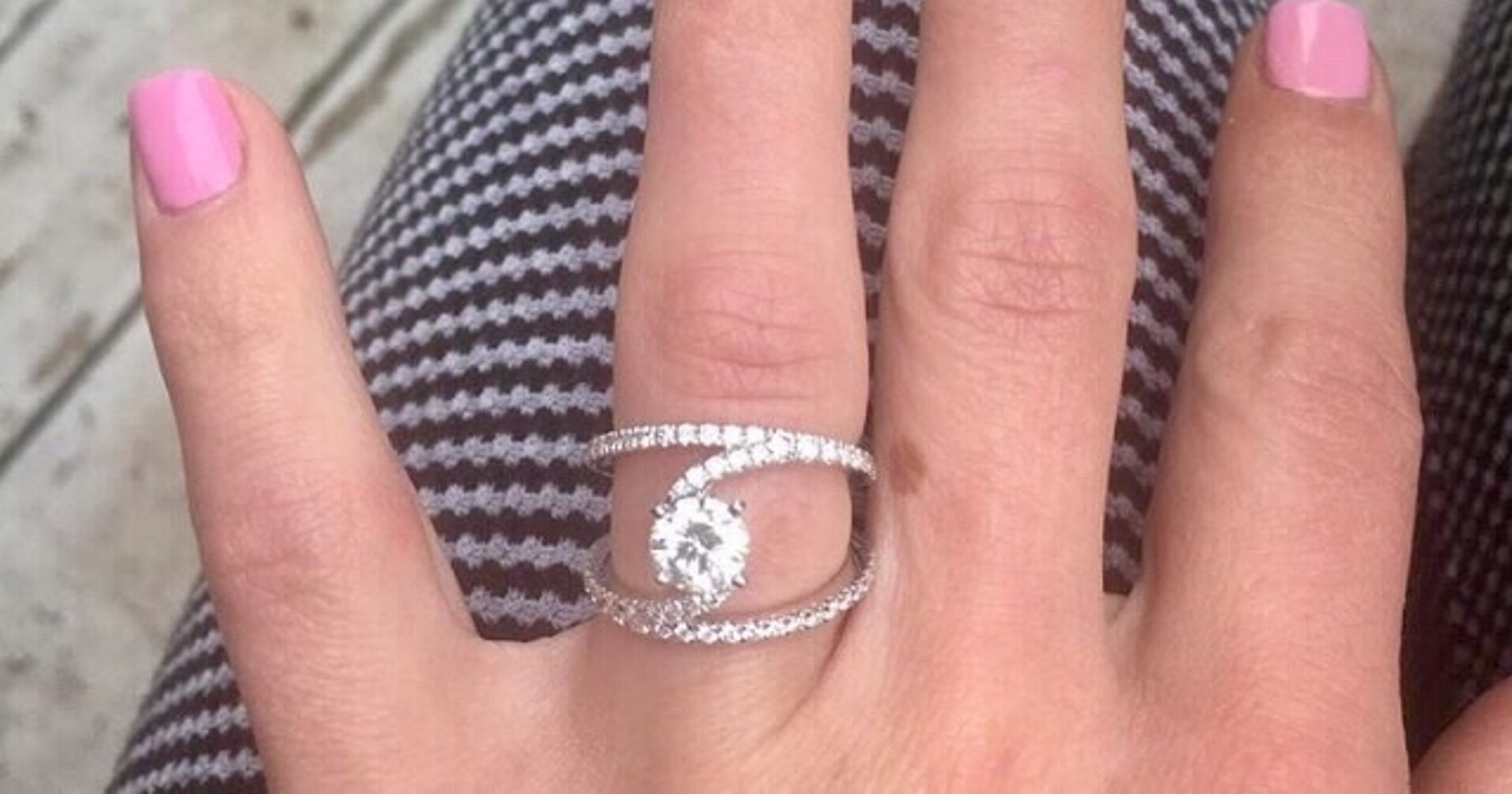 Custom jewelry makers bring a more personal experience to bridal jewelry