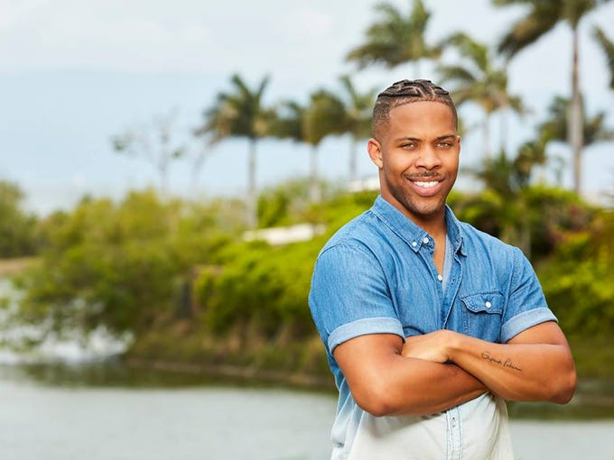 "Wills Reid from ""The Bachelorette"" season 14, starring"