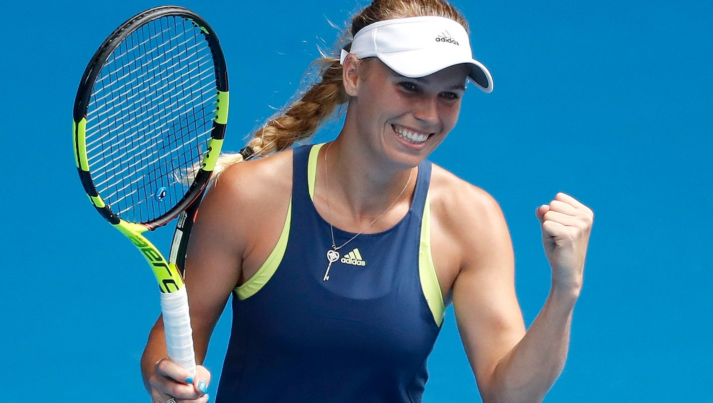 Caroline wozniacki dating in Australia