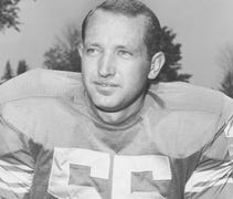 The linebacker died from complications related to ...