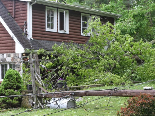 SOMERS STORM DAMAGE