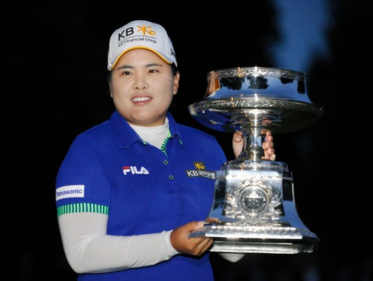 Wegmans LPGA Championship Golf