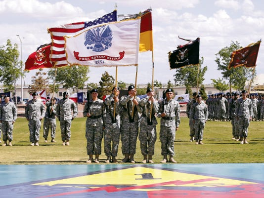Fort Bliss has an economic impact of more than 25 billion, according to the office of state Rep. César Blanco, D-El Paso.