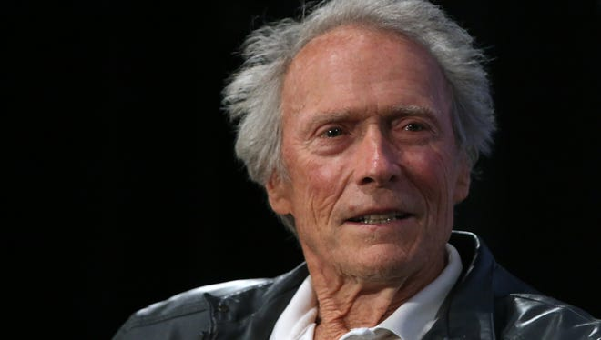 Director Clint Eastwood attends a masterclass at the 70th international film festival, Cannes, southern France, Sunday, May 21, 2017. (AP Photo/Thibault Camus)