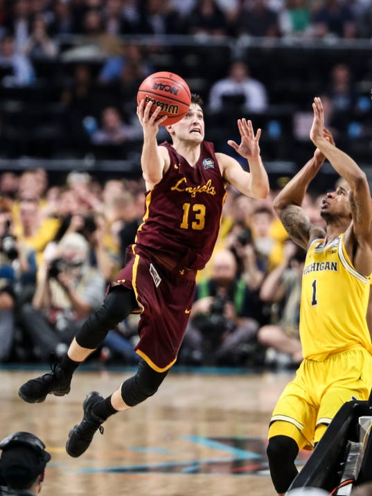 Michigan vs Loyola Chicago