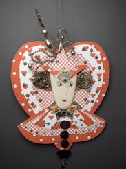 """""""Queen"""" by Barb Henderson, part of the Door Prize for"""