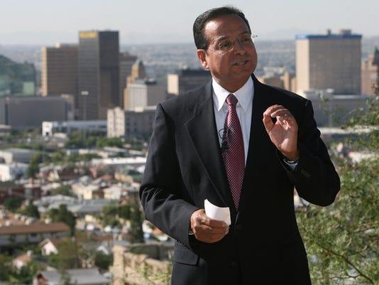 El Paso County Commissioner Carlos Leon.