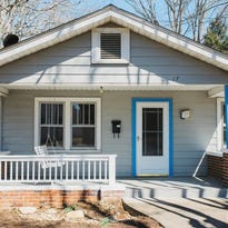 HGTV will document the remodel of this two-bedroom, two-bathroom Asheville bungalow on its blog.