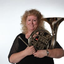 Mary Seal has been part of the Space Coast Symphony Orchestra since 2009. Seal, a former FLORIDA TODAY employee, recently suffered a spinal cord injury while vacationing with her family in Colorado and is now paralyzed from the waist down.