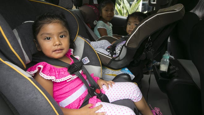 A priest from the Catholic Diocese of Phoenix will perform a blessing-of-the-car-seats ceremony Saturday morning during a West Valley events.
