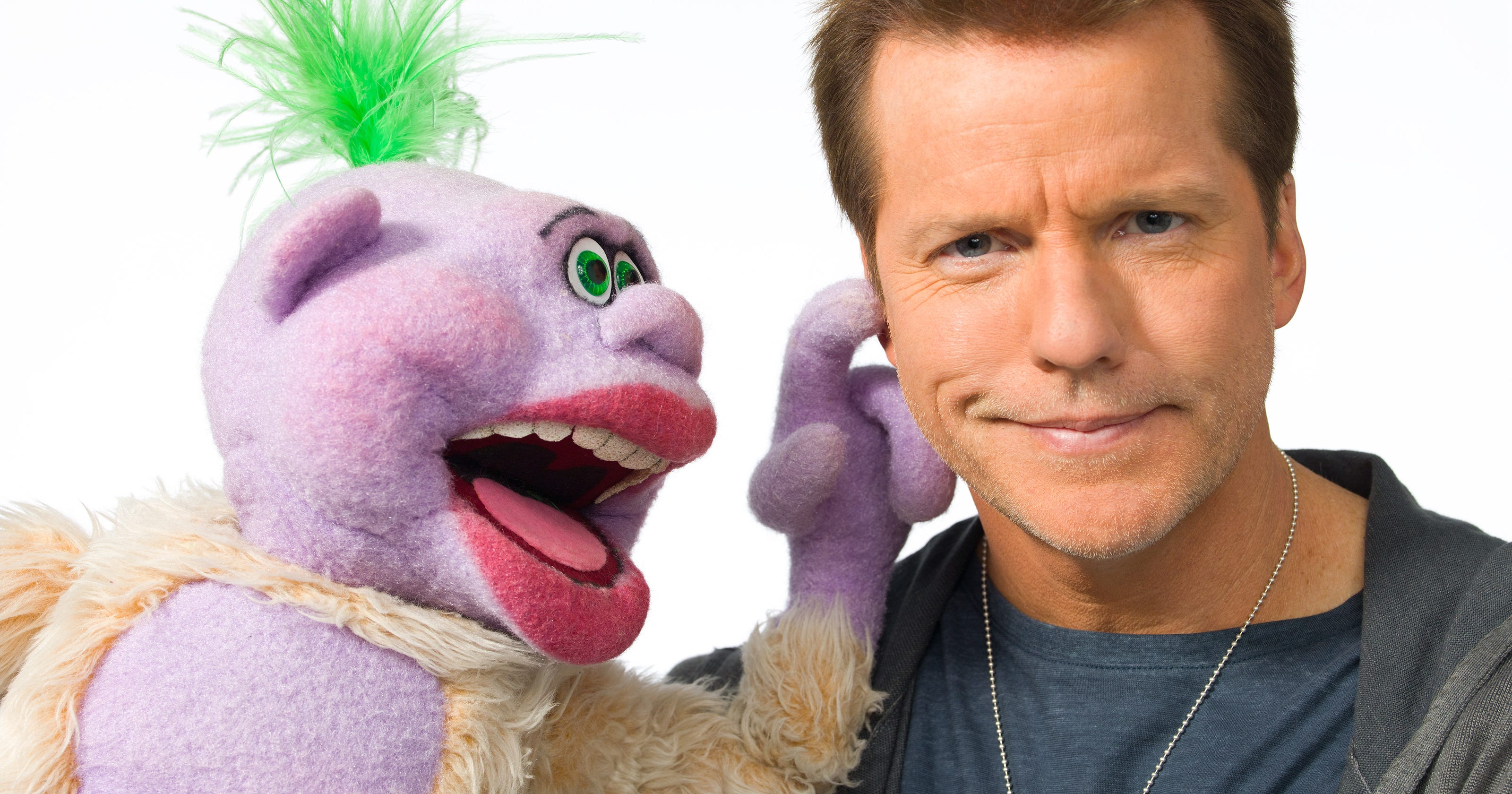 Jeff Dunham Brings Menagerie Of Characters To Town