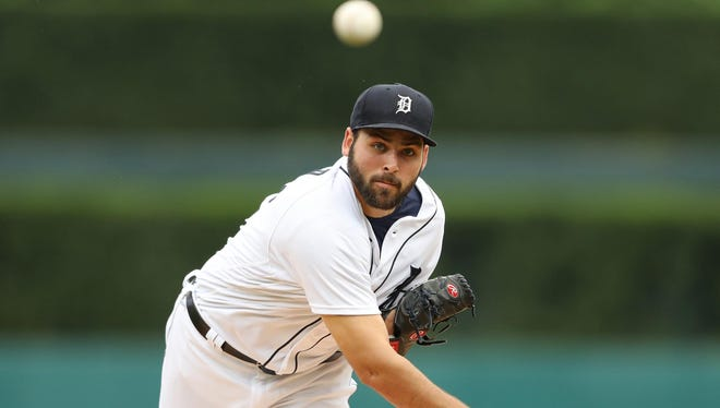 Shutting down rookie Michael Fulmer early might become an issue if the Tigers are in contention late in the season.