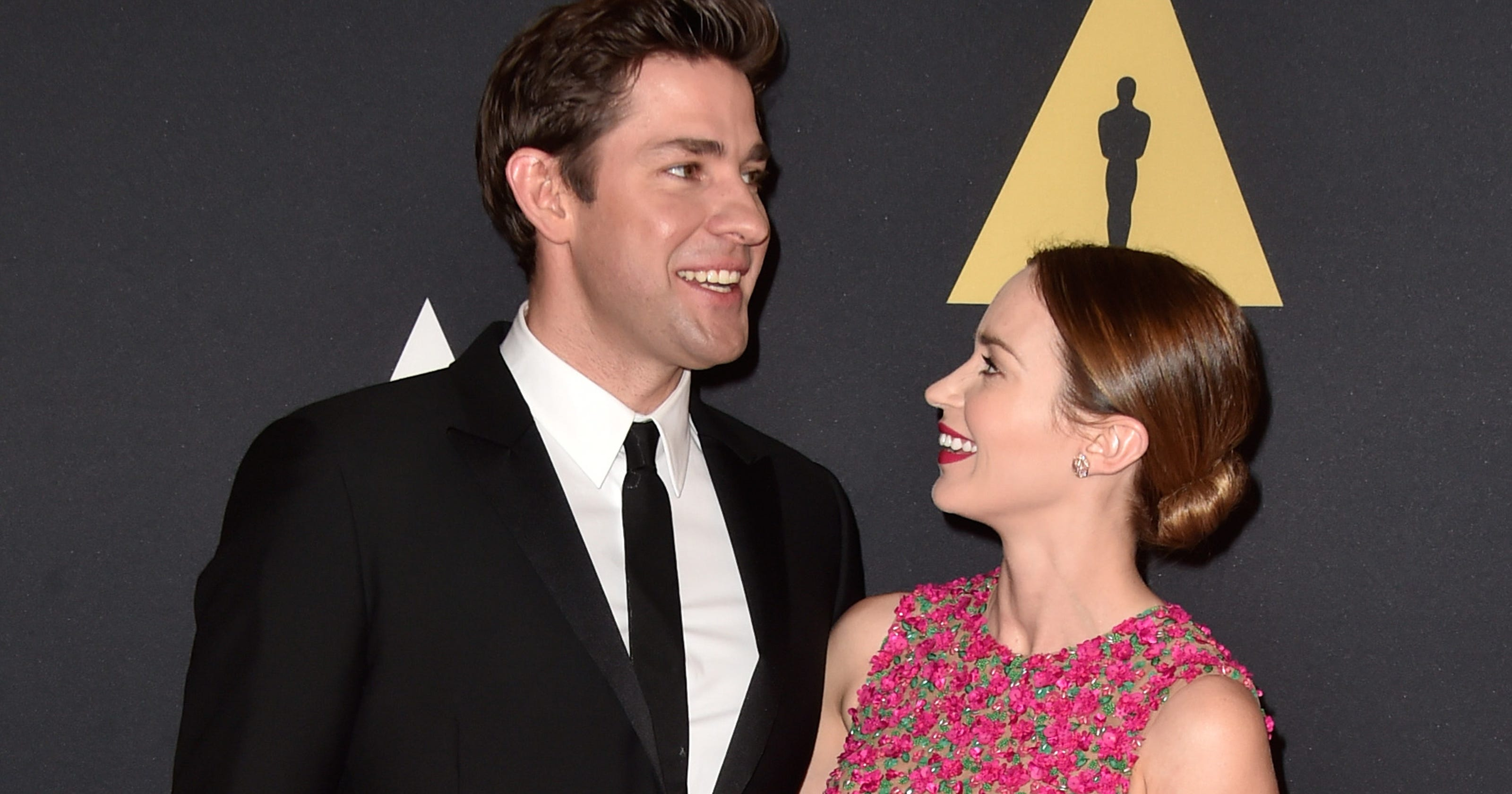 Here's Why John Krasinski And Emily Blunt Are The Baddest