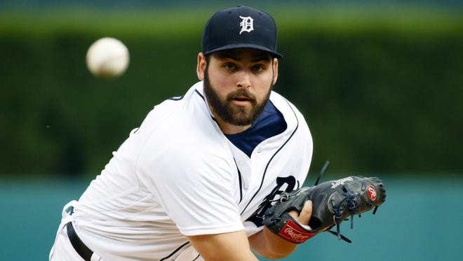 Some have said Fulmer reminds them of Mark Fidrych, Justin Verlander or Denny McLain.