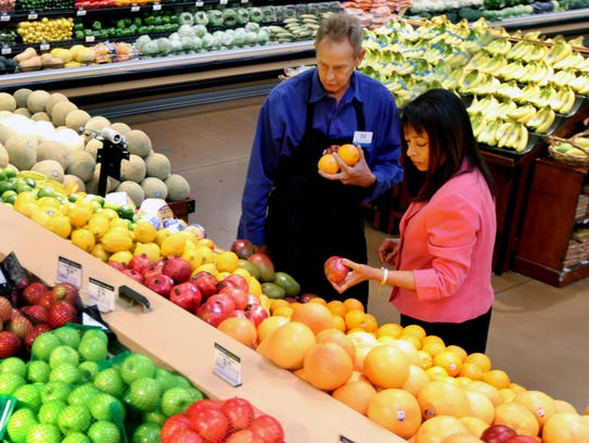 how to become a department manager at kroger