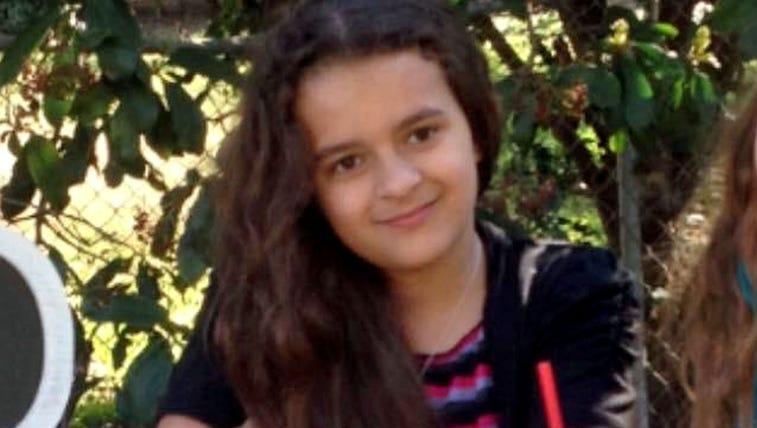 Her parents said Caitlyn Williams, 9, failed to return