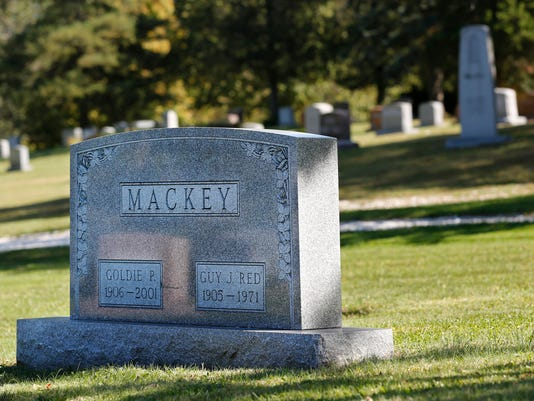 LAF Tales from beyond the grave at Grand View Cemetery