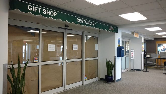 The Gateway Café at the Greater Binghamton Airport has closed its doors about 13 months after first opening them.