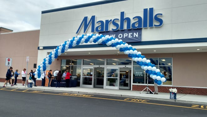 Marshalls is part of TJX Cos, which plans to add 195 stores this year.